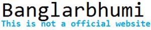 banglarbhumi logo
