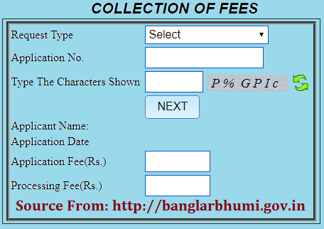 fees payment service